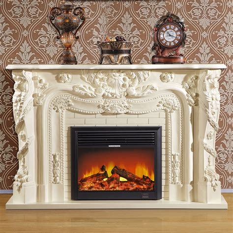 foshan furniture european style fireplace 1 9 m american