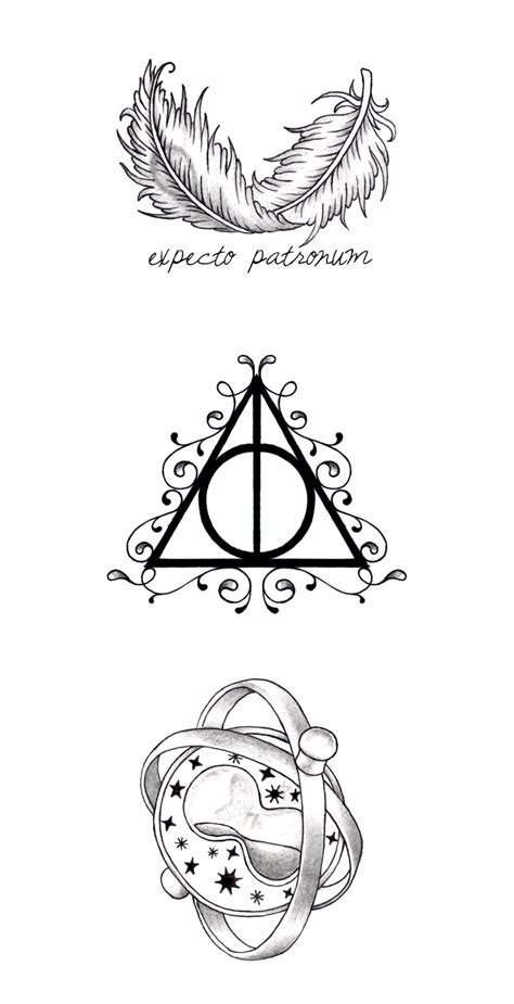 harry potter designs you had me at hello simonaborstnar harry potter tattoo designs for