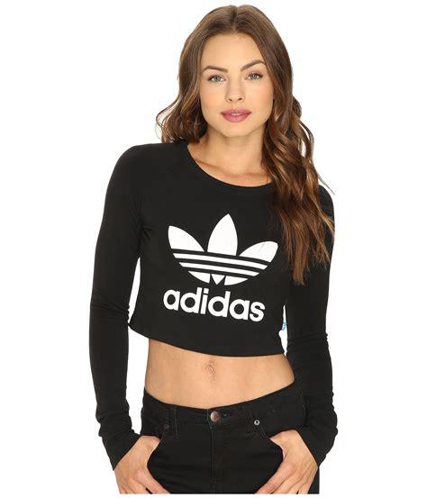 H M Sweater Crop Wanita Original Sweater H M Cewek Original Termurah adidas originals cropped sleeve zappos free shipping both ways