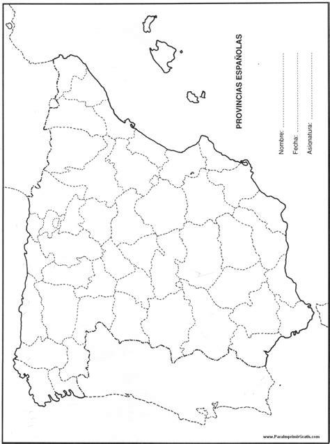mapa para imprimir gratis paraimprimirgratiscom mapa de provincias de espa 241 a para imprimir gratis
