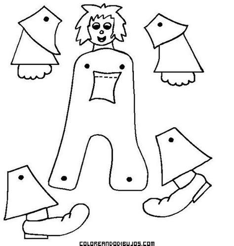 imagenes de navidad para colorear y armar dibujos para colorear recortar y armar imagui