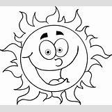 Happy Face Sun Black And White | 917 x 805 jpeg 61kB