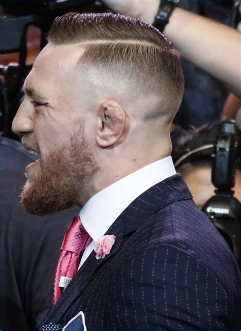 images hair styles conor mcgregor conor mcgregor fuck you suit pinstripe suit haircuts