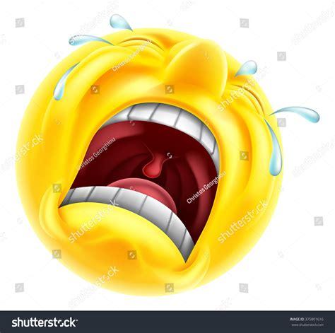 Car Wallpaper Apps Faces by Upset Sad Emoji Emoticon Stock Illustration