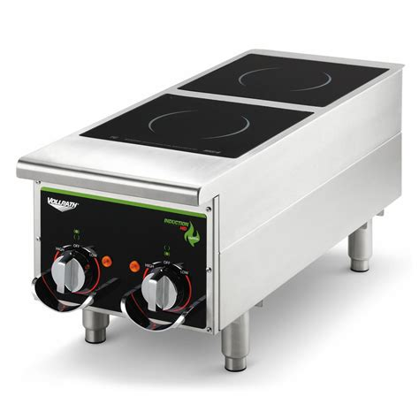 Cooktop Industrial Vollrath 912himc Countertop Commercial Induction Cooktop W