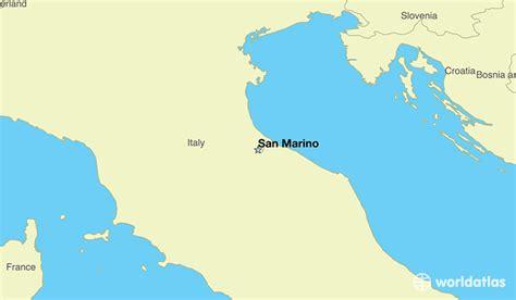 san marino on world map where is san marino where is san marino located in the