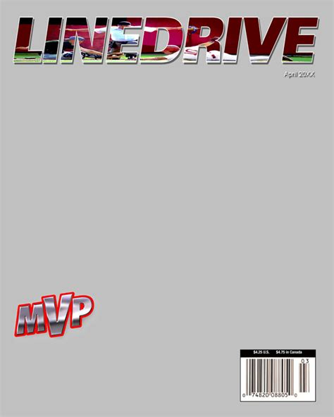 Sports Magazine Template magazine covers