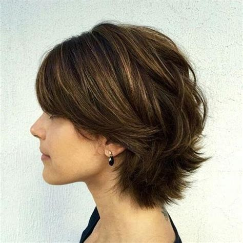 2018 popular to medium haircuts for thick hair