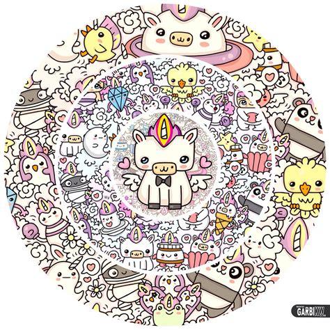imagenes kawaii para dibujar de unicornios kawaii unicornio