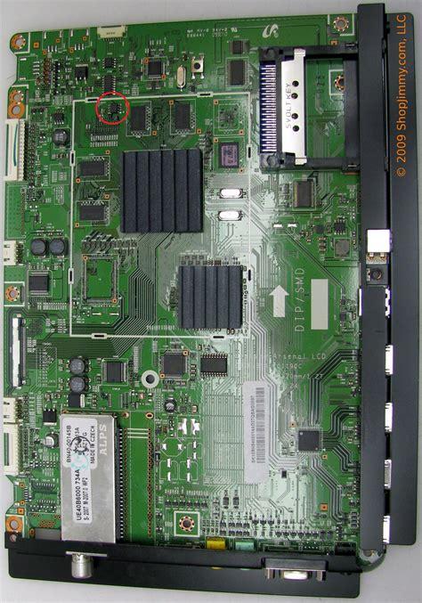 reset v chip samsung tv unbricking tv by eeprom reset samygo