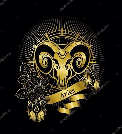 imagenes del signo jordan signo del zodiaco aries vector de stock 169 marrishuannna