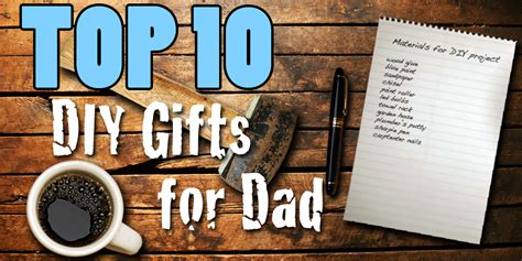 Top 10 Father?s Day DIY Gift Ideas   Wholesale Contractor
