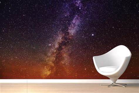 wallpaper galaxy for walls galaxy wallpaper wall mural hiconsumption