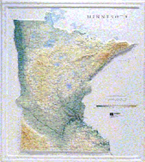 minnesota topographic map minnesota maps and state information