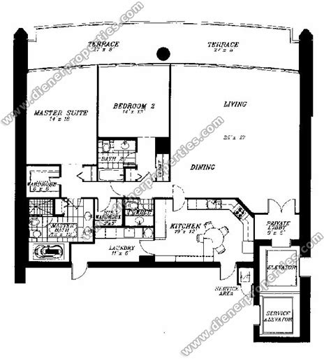 santa maria brickell floor plans santa maria brickell condos for sale rent floor plans