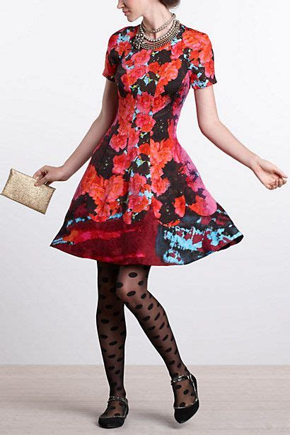 Versaille Roses Maxi 26 best images about flowered floral dresses on watercolor print sheath dresses