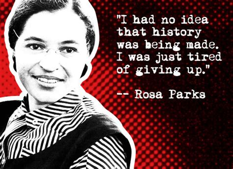printable black history quotes rosa parks quote pictures photos and images for facebook