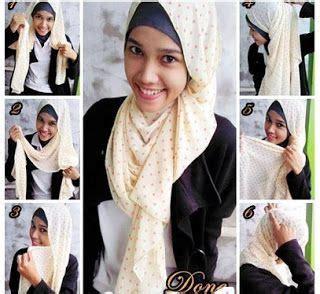 Cara Memakai Jilbab Agar Cantik