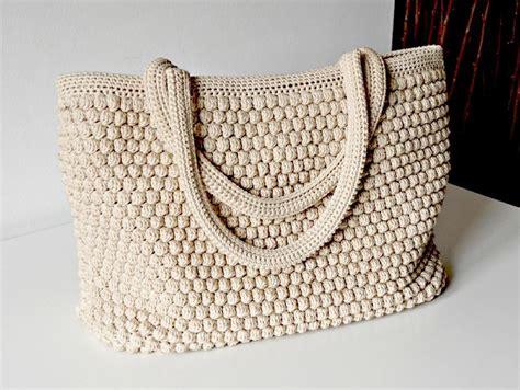 crochet pattern for purse handles crochet tote handle bag