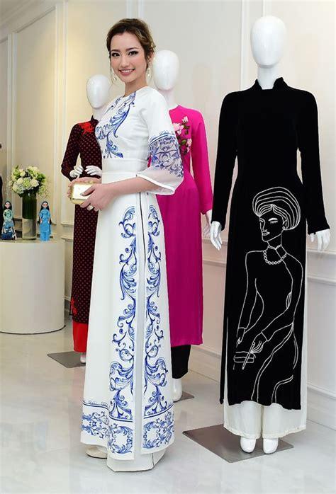 Dress Brukat Phing Phing ao dai diy kimonos sewing inspiration pinte