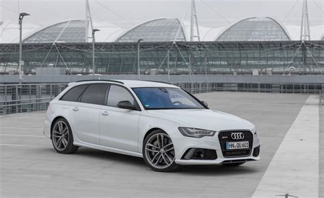 Audi Rs6 2013 by Car And Driver