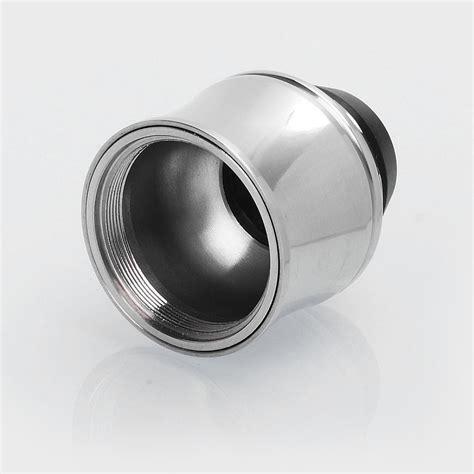 Promo Augvape Merlin Mini Rda Cap Kit Authentic authentic augvape merlin mini silver stainless steel rda