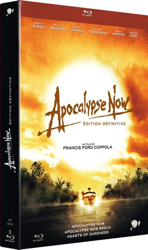 Rã Sumã Du Apocalypse Now Frenetic Arts Home Cin 233 Ma Critique Apocalypse Now De Coppola Test Du