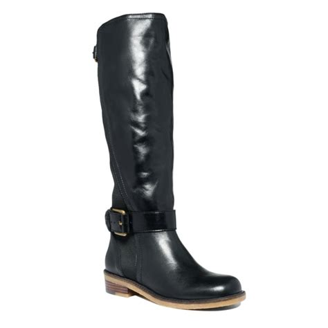 lucky brand aida boots in black lyst
