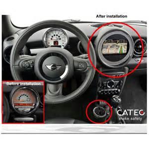 Mini Cooper Gps Bmw Mini Cooper Gps Navigationssystem Touchscreen Dvd