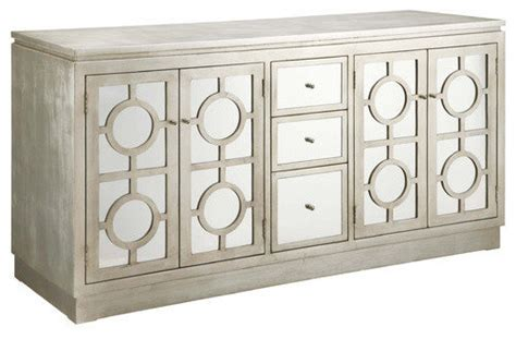 Silver Sideboard Cabinet circles silver cabinet contemporary buffets and