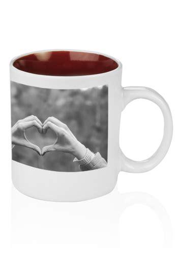Product Detail 11 Oz custom 11 oz traditional glossy two tone coffee mugs