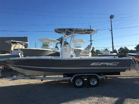 epic bay boats 25sc epic boats for sale boats