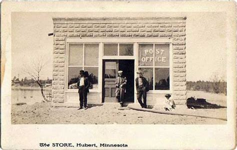 Brainerd Post Office by Postcards From Wing County Minnesota