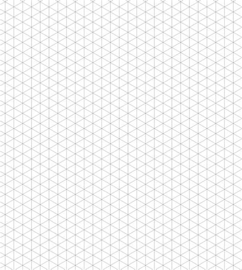 printable graph paper isometric isometric graph paper google search pltw pinterest