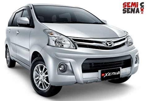 Accu Mobil Daihatsu Xenia all new daihatsu xenia mengaspal sebentar lagi semisena