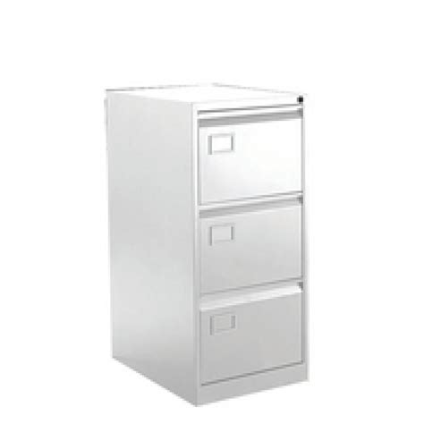 Bisley 3 Drawer Filing Cabinet Bisley 3 Drawer Executive Filing Cabinet Chalk White Ebuyer