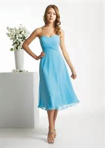 light blue bridesmaid dress with sweetheart neckline ipunya