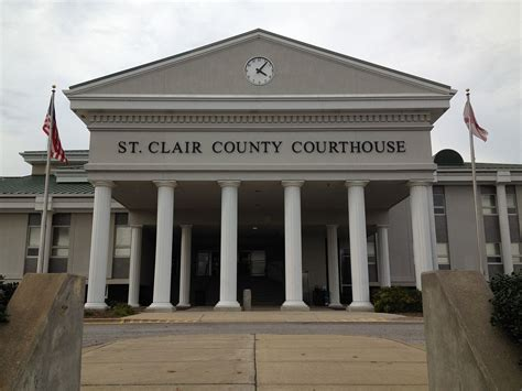 county al courthouse file st clair county courthouse in pell city alabama jpg
