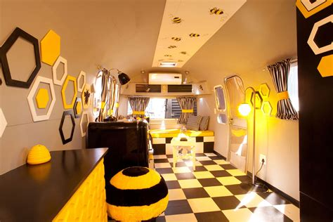Ideas For Kitchen Themes by Bee Themed Living Room Old Mac Daddy Luxury Trailer Park In South Africa