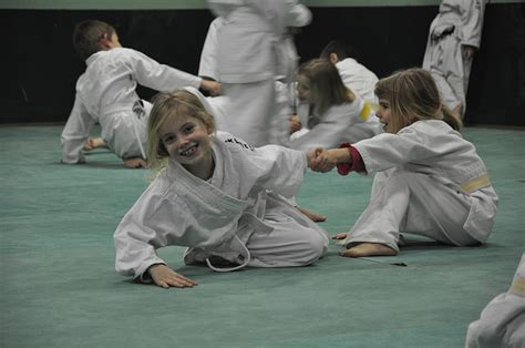 mokuren dojo  tipping point  kids judo