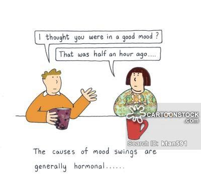 mood swings progesterone menopausal cartoons and comics funny pictures from