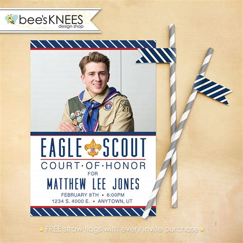 eagle scout court of honor invitation template eagle scout court of honor invitation printable