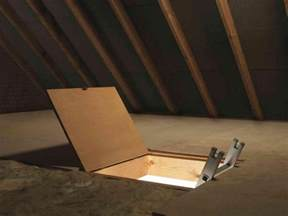 things to consider before buying an attic ladder