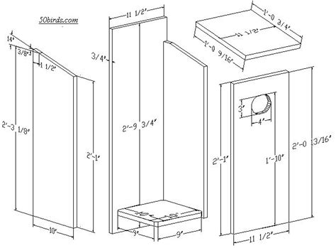 Wood Duck Bird House Plans Lovely Download 2 Duck House Plans New Home Plans Design