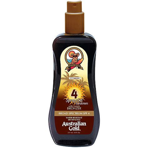 cheap tanning bed lotion wholesale australian gold spf 4 with bronzers spray gel