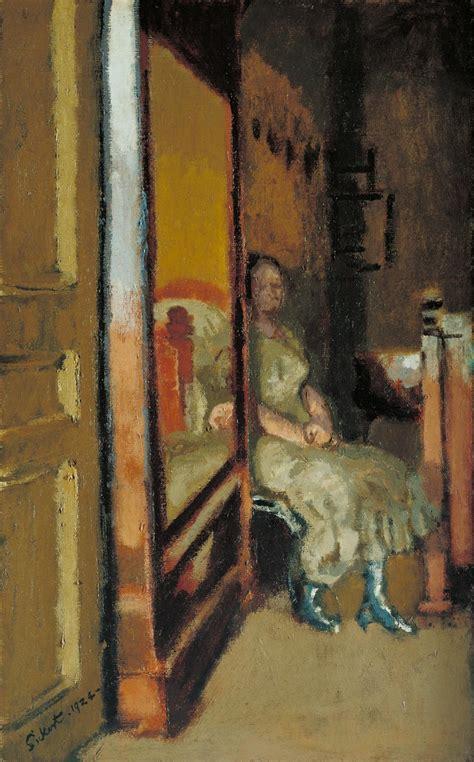 'L?Armoire à Glace', Walter Richard Sickert   Tate
