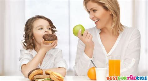 how to your to eat food how to persuade your to eat healthy food junk food