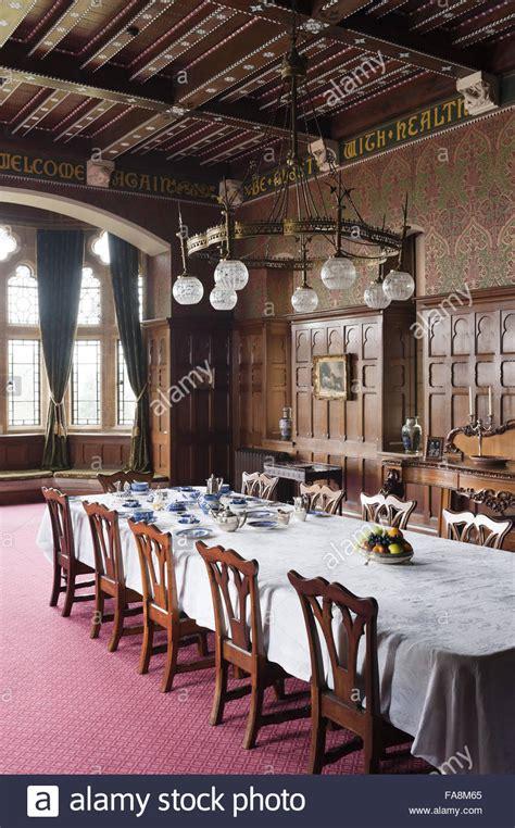 klassische speisesaal sets dining room stockfotos dining room