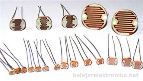 pengertian ldr resistor fungsi dari light dependent resistor 28 images pengertian dan fungsi fotoresistor ldr dunia