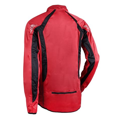 red cycling jacket softshell cycling jacket for men fin red black